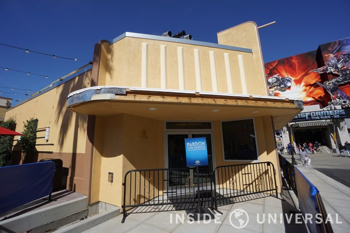 Photo Update: February 20, 2016 - Universal Studios Hollywood - NBCUniversal Replacement Project