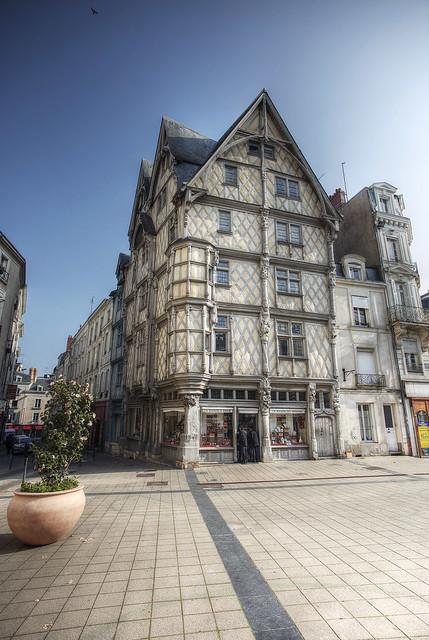 Masion d'Adams, Angers.