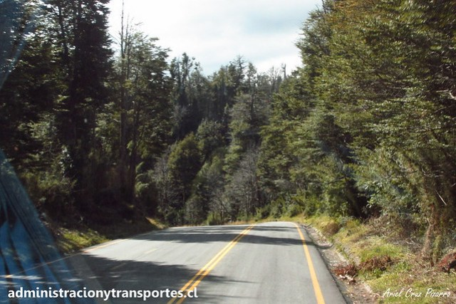 Parque Nacional Puyehue / Ruta 215 CH - HSGG45