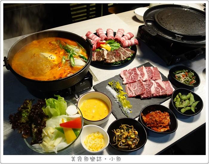 【臺北大安】Major K主修韓坊/牛小排吃到飽/韓式燒烤 – 魚樂分享誌