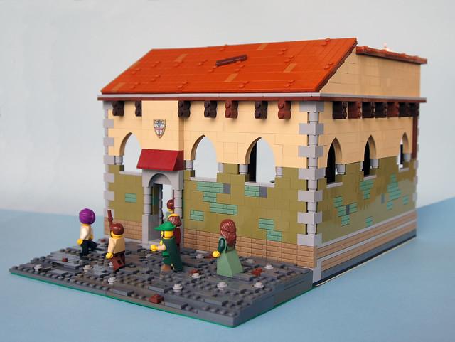 Leonardo Da Vinci's workshop