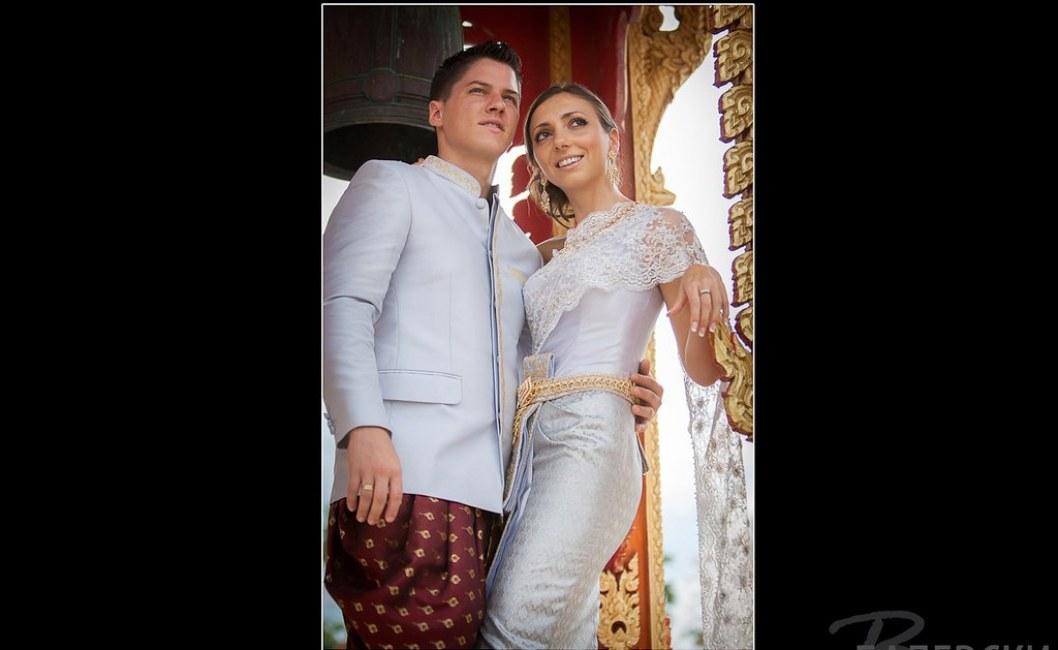 Сватбен албум - Грациела и Майкъл