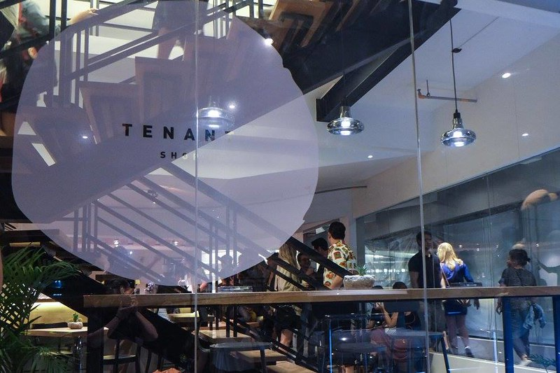 Tenant store opening