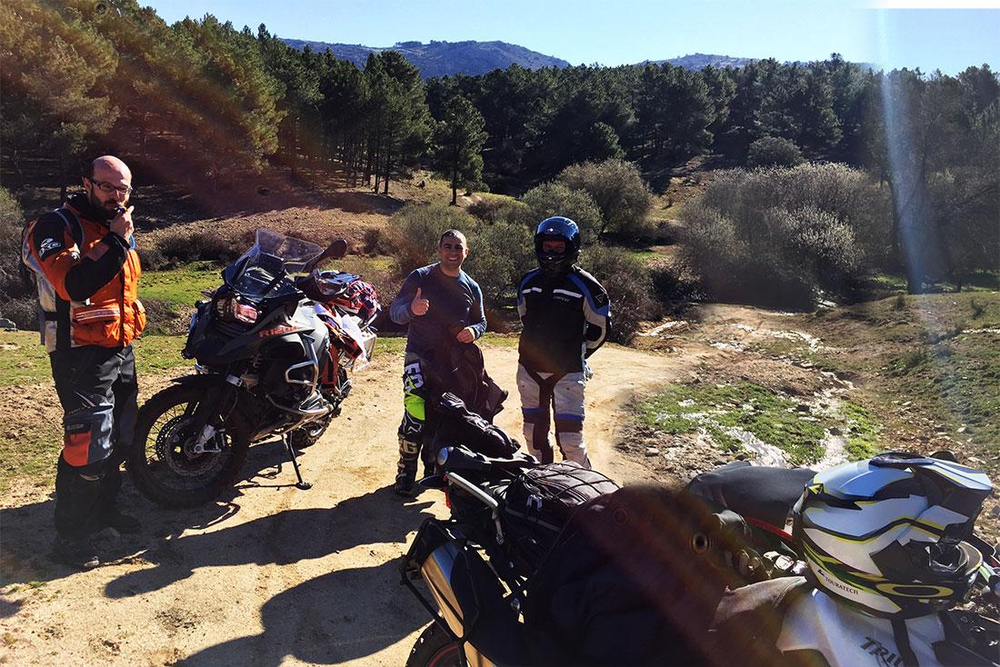 Trail Avila 20160404