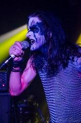 Drakonis at Metal 2 The Masses, Voodoo, Belfast, 16 April 2016
