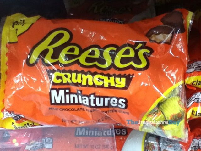 Reese's Crunchy Miniatures