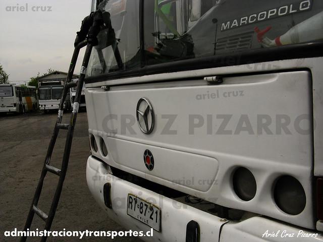 Transantiago (406e) - Terminal La Estrella - Marcopolo Torino GV / Mercedes Benz (RT8721)