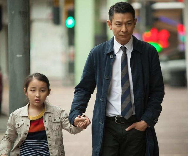 Andy Lau Jacqueline Chan