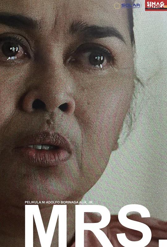 Poster - Mrs.
