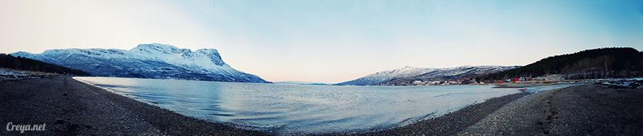 2016.02.23| 看我歐行腿 | 阿呀~一不小心就從瑞典到了挪威, Narvik 小鎮遇見地理課本中的峽灣 21.jpg