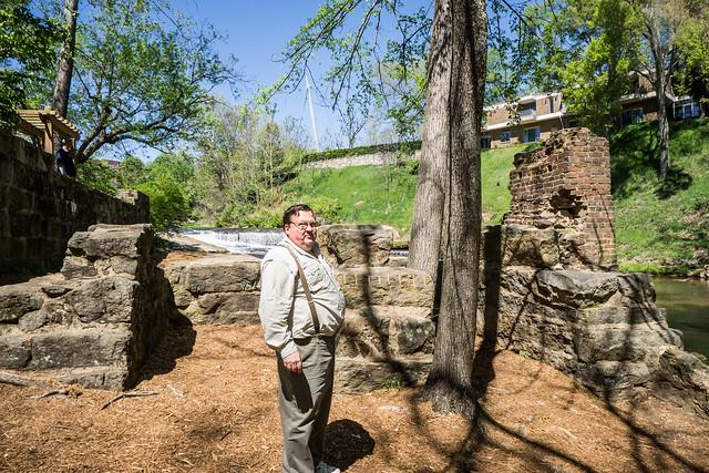 Ken at Falls Park-004