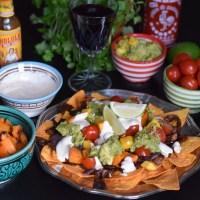 Recept: veganska lyxtacos med mangoguacamole och chipotlesvamp