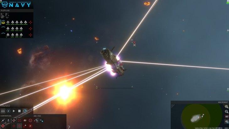 Shallow Space Insurgency Screenshots #3