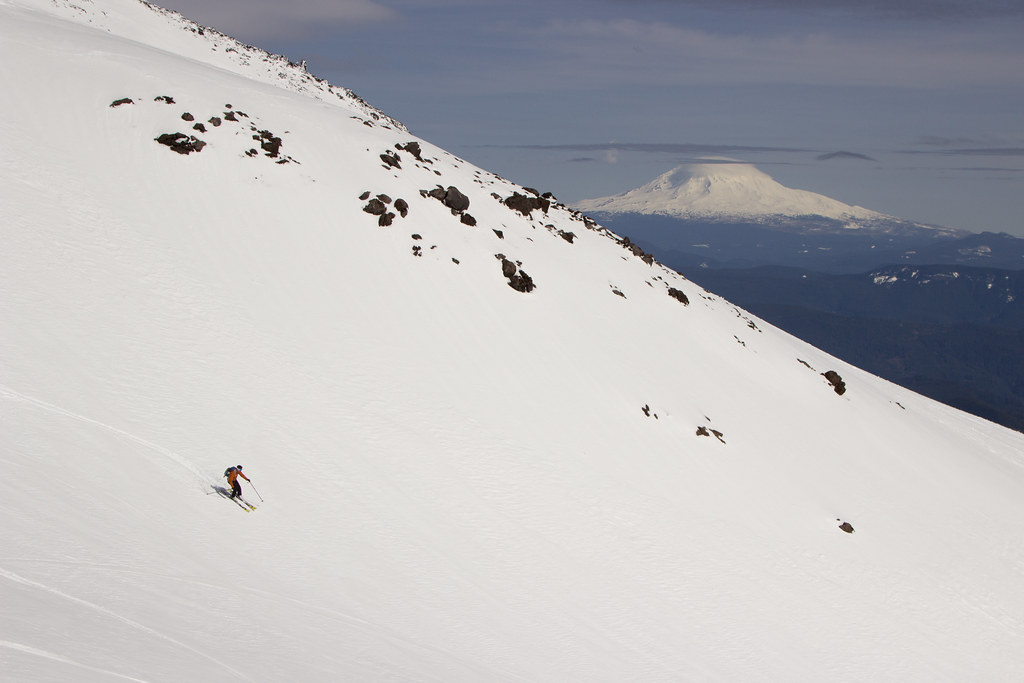 Mt. St. Helens Skiing