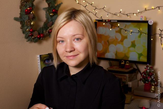 01 Holiday New Year Christmas Makeup Ann Sokolova video