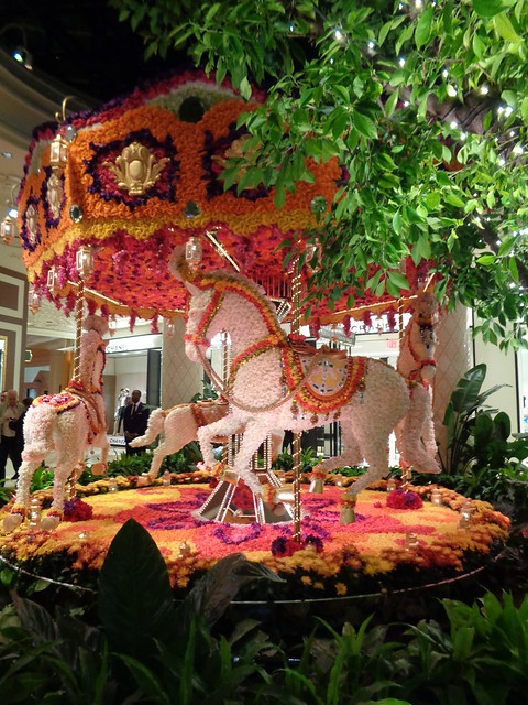 Decor, Wynn Hotel and Casino, Las Vegas NV