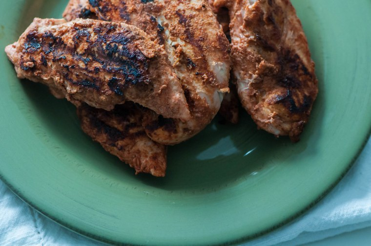 Grilled Tandoori Chicken Tenders 2