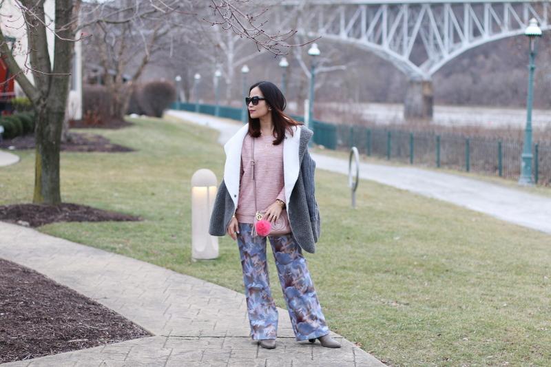 Pantone-Colors-rose-quartz-top-floral-wide-leg-pants-SheIn-10