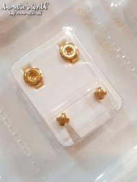 Studex, the earrings she wore for 10 years! - Animetric's ...