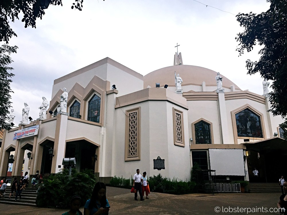 14 October 2015: Our Lady of Peace and Good Voyage   Antipolo, Philippines