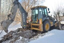 обратная лопата John Deere 315SK