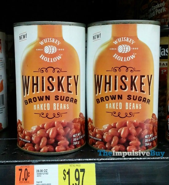 Whiskey Hollow Whiskey Brown Sugar Baked Beans