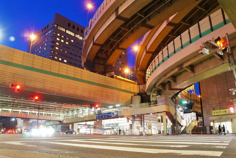 Hakozaki Junction : Suitengu Mae Station