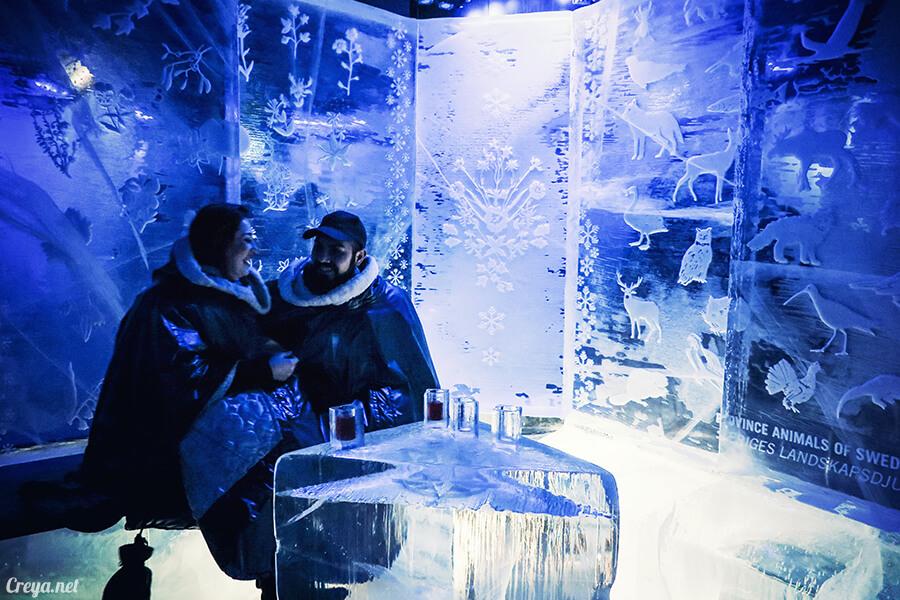 2016.03.24 | 看我歐行腿 | 斯德哥爾摩的 ICEBAR 冰造酒吧,奇妙緣份與萍水相逢的台灣鄉親破冰共飲 13.jpg