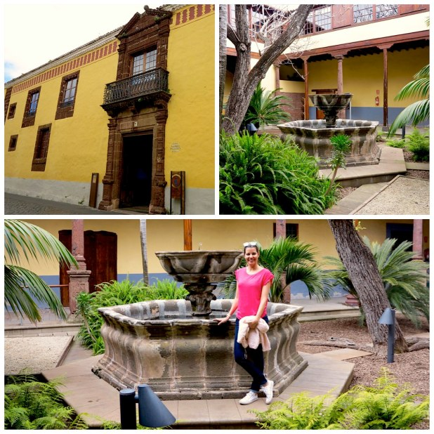 Informacion turistica La Laguna