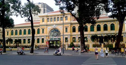 Ho Chi Minh Postal Office
