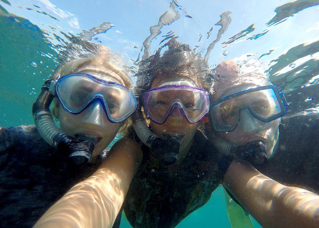 Snorkel Buddies!