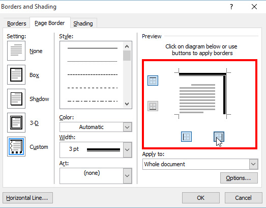 Removing Page Borders 2