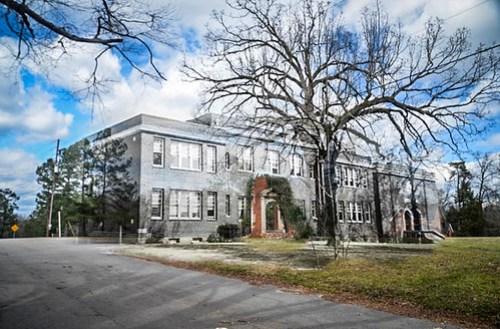 Ridgeway School Ghost