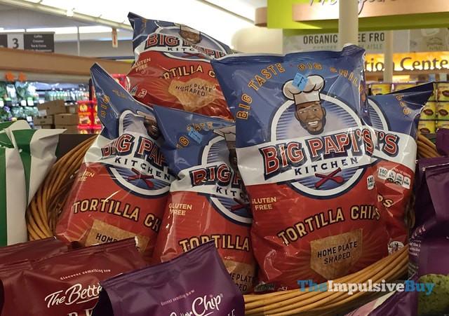 Big Papi's Kitchen Tortilla Chips