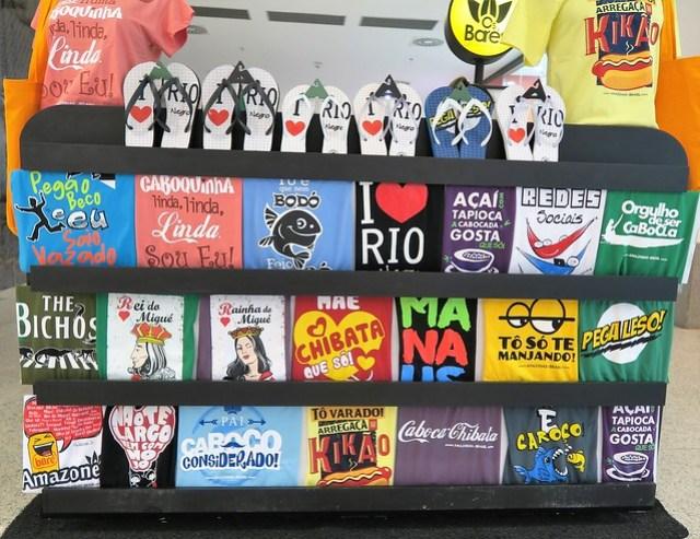 rio manaus t-shirts