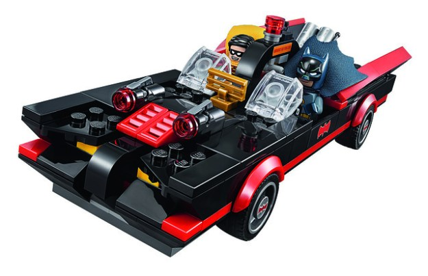 76052 Batman Classic TV Series – Batcave