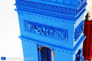 Triumphal Arch in Paris