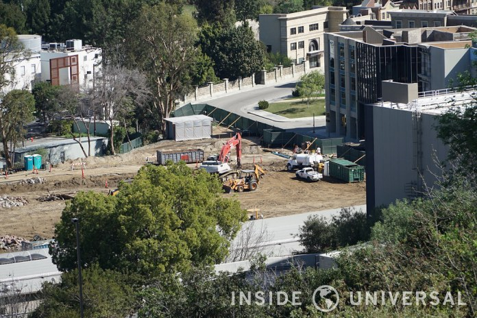 Photo Update: February 20, 2016 - Universal Studios Hollywood - Universal Backlot