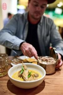 Khun Yai's Rabbit Green Curry