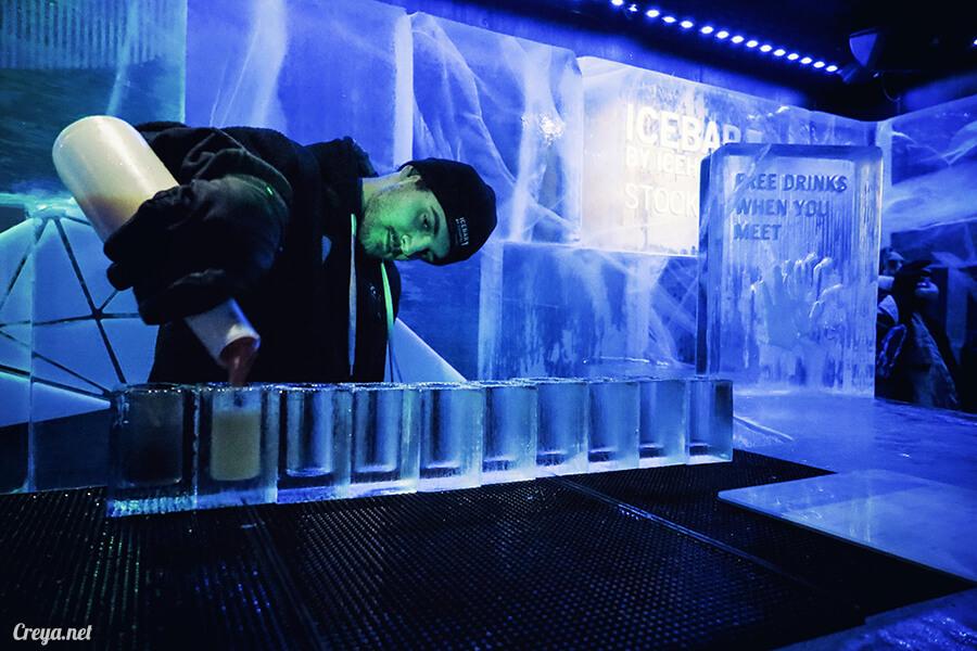2016.03.24 | 看我歐行腿 | 斯德哥爾摩的 ICEBAR 冰造酒吧,奇妙緣份與萍水相逢的台灣鄉親破冰共飲 15.jpg