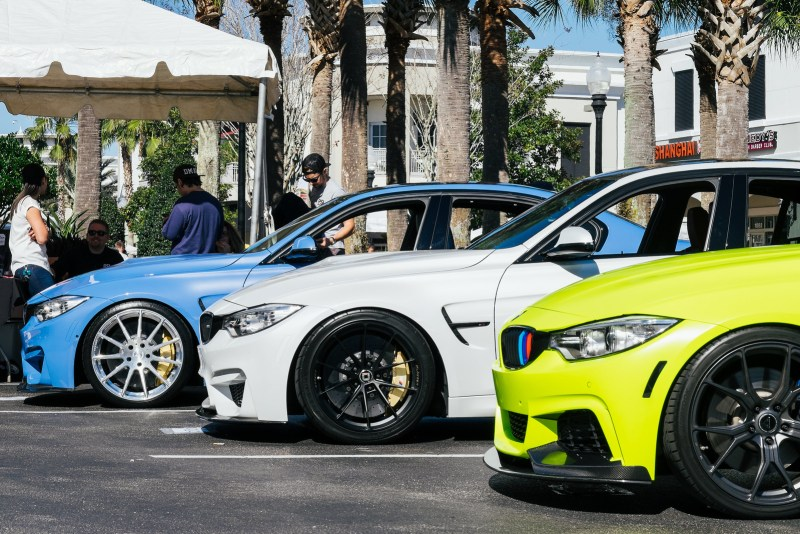 Pick your BMW weapon