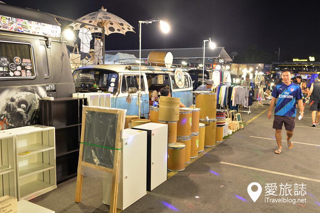 曼谷拉差达火车夜市 Train Night Market Ratchada 31