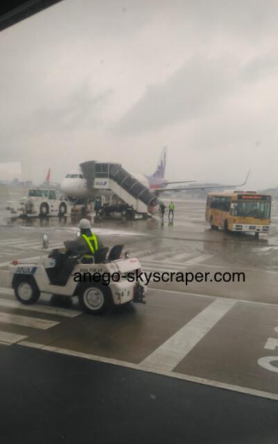 香港エクスプレス 福岡空港
