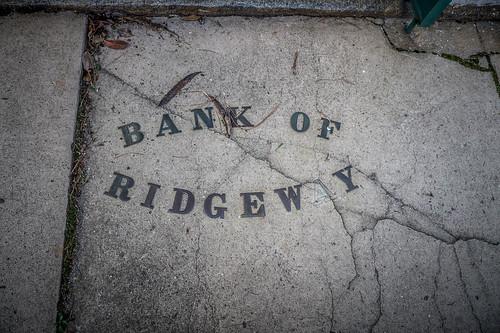 Bank of Ridgeway