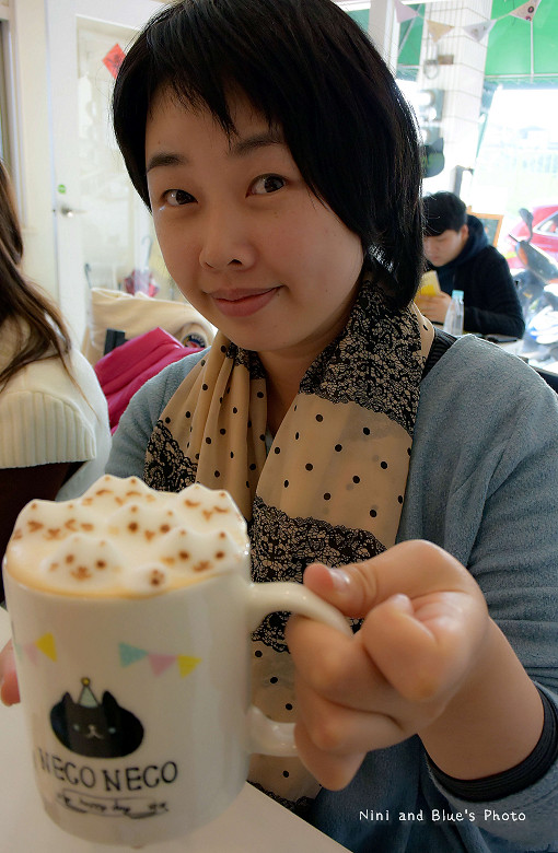 東區拉花貓咪餐廳musicat cafe26