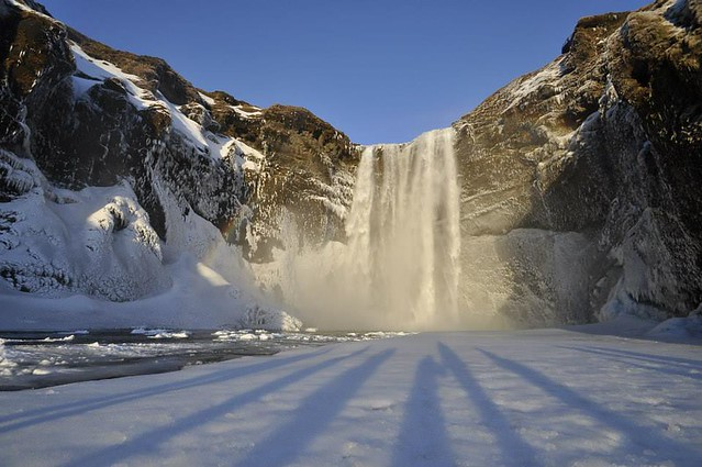 Top things to do in Iceland - Skogafoss