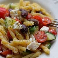 Recept: 3 stycken löjligt snabba pastasallader