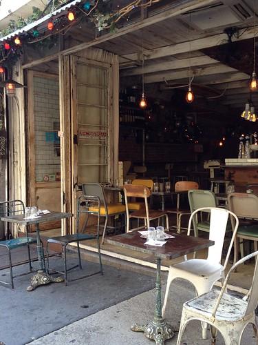 NYC aug2015, Comer en la calle, Nueva York