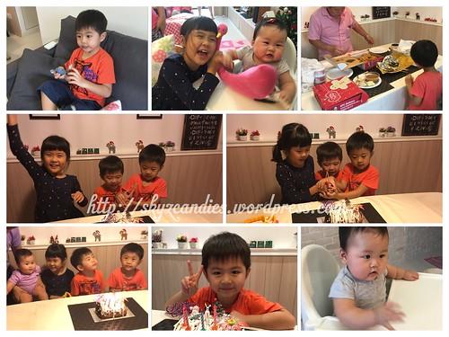 DI' birthday celebration @sis place