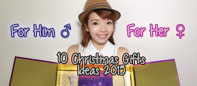 Christmas Gifts 2015 Website header